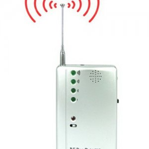 RF High Frequency Bug and Spy camera Wireless Camera Detector